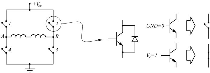 Schema Elettrico Per Motore Passo Passo : Motore brushless e passo