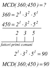 best service c2620 398a5 Criteri di divisibilità , Massimo Comune Divisore e minimo ...